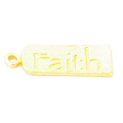 Bedel 'Faith' DQ matgoud 22mm (5st.)