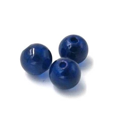 Lapis Lazuli kraal rond 4mm (20 st.)