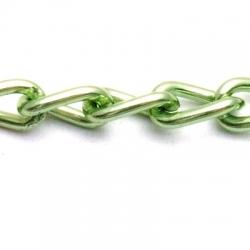 Jasseron groen 10mm (1 mtr.)