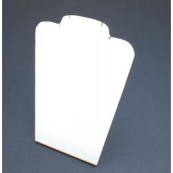 Ketting display, wit, plexi (1 st.)