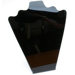 Ketting display, plexi, zwart (1 st.)