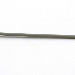 Rubber, grijs, 2 mm (1 meter)