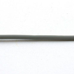 Rubber, grijs, 3 mm (1 meter)