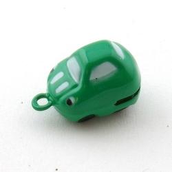 Metaal, belletje, auto, 24 mm (1 st.)