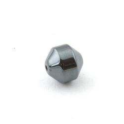 Hematiet kraal tol 12 mm (5 st.)