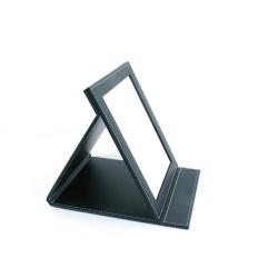 Spiegel, opklapbaar, zwart, PU (1 st.)
