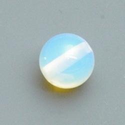 Maansteen kraal rond 8 mm (10 st.)