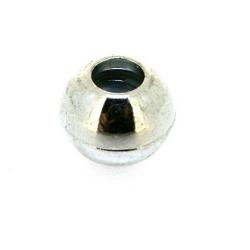 Magneetslot, zilver, 11 mm (2 st.)