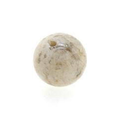 Feldspar, kraal, rond, beige, 10 mm (5 st.)