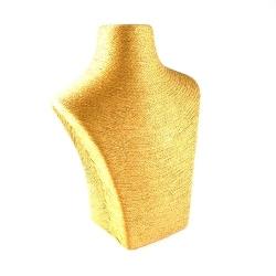 Buste, touw, beige, 30 x 25 cm (1 st.)