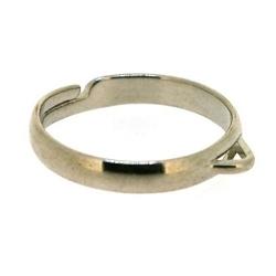 Ring, zilver, verstelbaar (1 st.)
