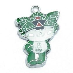 Metaal, bedel, mascotte Olympische Spelen 2008, Nini (1 st.)
