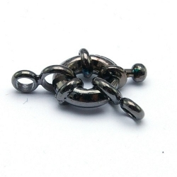 Boeislot blackplated 10 mm (3 st.)