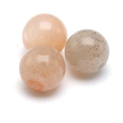 Multi Colour Maansteen kraal rond 6 mm (10 st.)