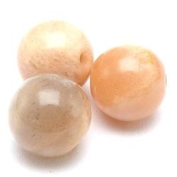 Multi Colour Maansteen kraal rond 8 mm (10 st.)