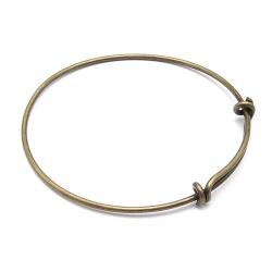 Bangle armband antique goud (1 st.)
