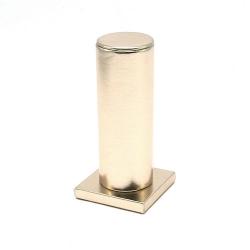 Armband display PU leer lichtgoud 15cm (1 st.)
