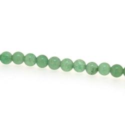 Green Aventurine kraal rond 4 mm (20 st.)