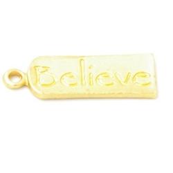 Bedel 'Believe' DQ matgoud 22mm (5st.)