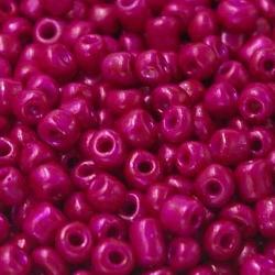 Rocailles roze ca. 3mm (50 gr.)