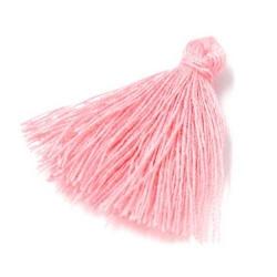 Kwastje roze 27mm (3 st.)
