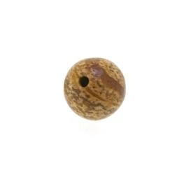 Picture Jaspis kraal rond 8 mm (10 st.)