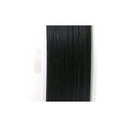 Staaldraad zwart 0.3mm (100 meter)