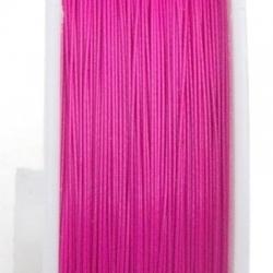 Staaldraad roze 0.3mm (100 meter)