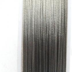 Staaldraad grijs 0.3mm (100 meter)