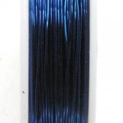 Wire Wire, nachtblauw, 0.5 cm (10 mtr.)