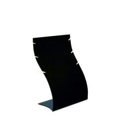 Ketting display, zwart, plexi (1 st.)