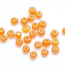 Rocailles, oranje, 2,5 mm (50 gr.)