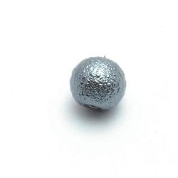 IJsparel, rond, grijs, 10 mm (streng)