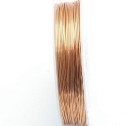 Wire Wire, koper, 0.4 cm (10 mtr.)