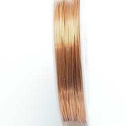 Wire Wire, koper, 0.6 cm (10 mtr.)