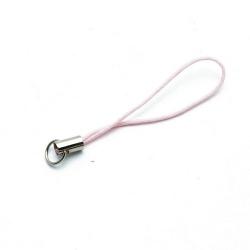 Mobielhanger, roze, 42 mm (5 st.)