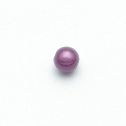 Miracle bead rond lila 8 mm (20 st.)