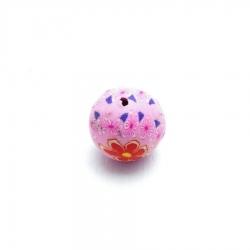 Fimokraal, roze (5 st.)