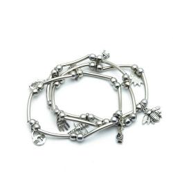 Armbandpakket zilver