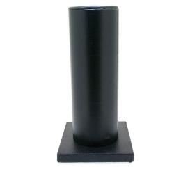 Armband display, zwart, PU leer (1 st.)