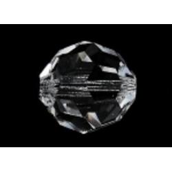 Preciosa rond, Crystal, 8 mm (1 st.)