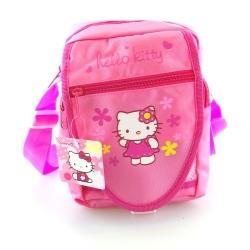 Schoudertasje Hello Kitty, roze (1 st.)