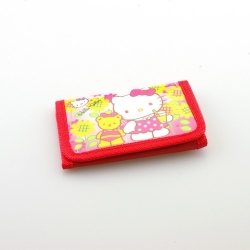 Portemonnee, Hello Kitty, 'zomer', roze (1 st.)