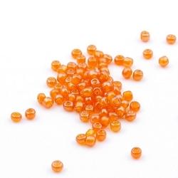 Rocailles, oranje, 2 mm (50 gr.)