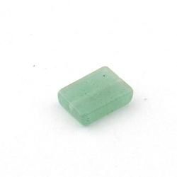 Green Aventurine kraal rechthoek 16 x 12 mm (5 st.)