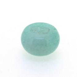 Dyed Jade, kraal, donut, zachtgroen, 9 x 12 mm (10 st.)