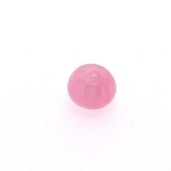 Dyed Jade, kraal, donut, roze, 6 x 8 mm (15 st.)