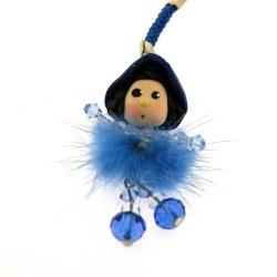 GSM hanger, Bengel!, blauw, 48 mm (1 st.)
