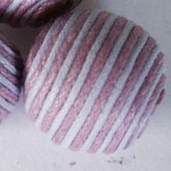 Touwkraal, paars en lila, 21 mm (1 st.)