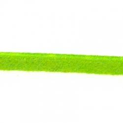 Veter, neongroen, 2 mm (1 meter)